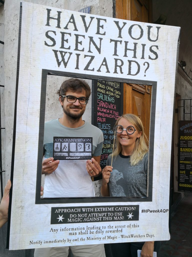 Do you know this Wizard?-Plakat